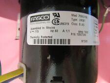 Fasco Centrifugal Blowers Model 70903106 U90B1 1600 RPM 115 Volt Aprilaire
