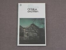OF MICE AND MEN by John Steinbeck. Paperback Book