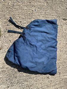 Size Medium Blue Turnout Neck Hood Cover Universal Medium Weight