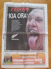 L'Equipe - 08/09/2011 - Ouverture Coupe du monde de rugby 2011