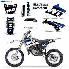 Decal Graphic kit for Yamaha YZ 85 Dirt Bike MX Motocross Deco YZ85 02-14 WD
