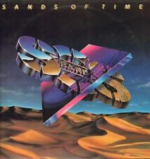 The S.O.S Band(Vinyl LP)Sands Of Time-Tabu-TBU 26863-UK-1986-VG/Ex