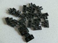 Lego 4 Flügel Keil Platten 3x4 dunkelgrün 48183 Set 7259 10194 9498 9445