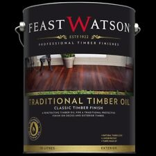 10L FEAST WATSON TRADITIONAL TIMBER OIL-NATURAL