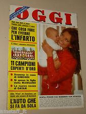 OGGI 1973/28=SOPHIA LOREN=GIAN PIERETTI=STEFANIA CASINI=AJAX=STREDELLA=CASSINO=