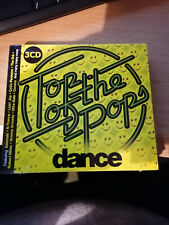 Top Of The Pops - Dance [New & Sealed] 3CD 's