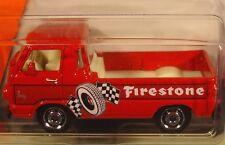 Matchbox Dodge A100 Firestone red #16 2015