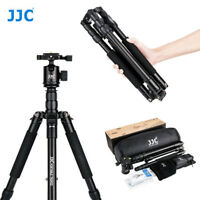 JJC Portable Travel Tripod Monopod & Ball Head for Canon Nikon Sony DSLR Camera