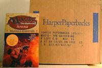 MTG Arena Softcover 8 Book Case New 1994 1st Print Harper Prism Amricons