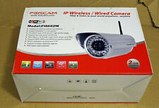 Foscam FI8602W H264 Wireless Wifi IP Camera
