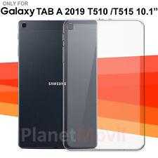 """FUNDA TRANSPARENTE SILICONA gel TPU SAMSUNG GALAXY TAB A 2019 T510 T515 10.1"""""""