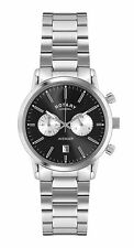 Gents Rotary Avenger Stainless Steel Watch GB02730/04 Our Price £138.95 Free P&P
