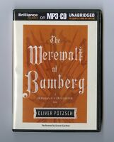 The Werewolf of Bamberg : by Oliver Potzsch - MP3CD - Audiobook