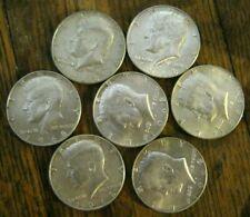 1968 D KENNEDY HALF DOLLAR 40% Silver coin $0 Ship