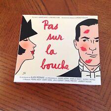 Pas sur la bouche: Un Film R'alis' Par Alain Resnais by Bruno Fontaine CD