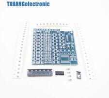 SMT SMD Component Welding Practice Board Soldering Practice DIY Kit  diy electro