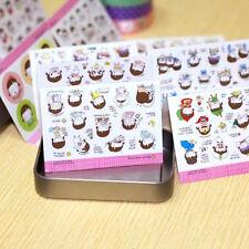 20 Sheets/Box Cartoon Sticker Scrapbook Diary Decoration DIY Korea Lovely Kawaii