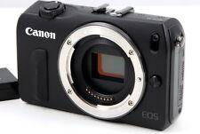 Canon EOS M 18.0MP Mirrorless Digital Camera Body from Japan [EX+++]