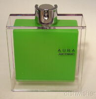 AURA by JACOMO POUR HOMME  EAU DE TOILETTE Spray 75 ml 2.4 oz.NEW NWOB Vintage