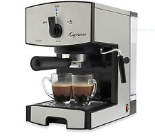 Capresso EC50 Pump Espresso & Cappuccino Machine. For Kitchen, bar, cafe shop.