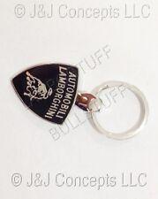 Key Ring Silver Large