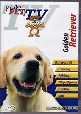 Golden Retriever - Meister PETz TV *DVD*NEU* Ratgeber - Hund