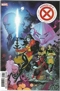 Marvel Comics POWERS OF X #1 Dawn of X Wolverine Storm Professor X First Print