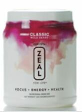 Zurvita ZEAL for Life Classic Wild Berry 14.8OZ Exp 08/18