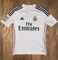 Real Madrid #10 James Rodriguez Jersey Adidas Youth 13-14yrs