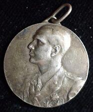1934  Medaglia per i 30 Anni di   UMBERTO II  silver   S.J