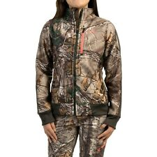 Under Armour Women's Ayton Fleece Camo Jacket Size XL