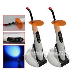 2pcs Dental LED Cordless Curing Light Lamp Lampada fotopolimerizzazione SKYSEA