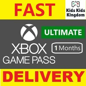 Xbox Game Pass Ultimate Code 1 Month (2x 14 Day) Live Gold - FAST DISPATCH
