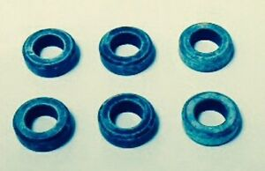 Fuel Injector Lower Seal Insulator Kit MANY Mitsubishi 6 Cylinder Engines