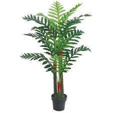Palme palmera arekapalme arte planta planta artificial 120cm decovego