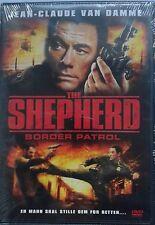 The Shepherd (DVD, 2008) Jean-Claude Van Damme Action Movie NEW & SEALED
