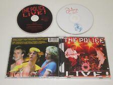 The Police / Live !( A&M 73145402222) CD Álbum