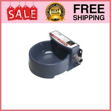 New listing Automatic Pet Waterer Dog Water Flow Dispenser Auto Bowl Attach to Garden Hose