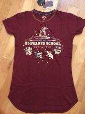 HARRY POTTER HOGWARTS SCHOOL Womens Nightshirt  OFFICIAL PRIMARK size 18/20