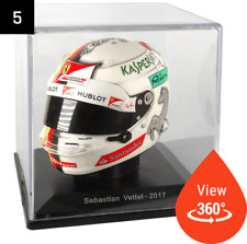 Sebastien vettel 2017 1/5 scale model F1 drivers helmet spark editions low price