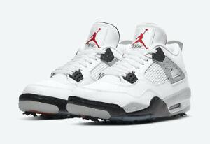 """Jordan Retro IV Golf """"White Cement"""" / Men's Size 12 / Confirmed /"""