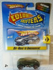 HOT WHEELS Color Shifters - Off Road to Undercover RD-03