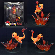 Pokemon GK Charmander attacking pvc figure toy anime collection toy new