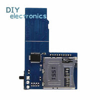 Raspberry Pi Dual TF card Adapter Micro SD card Adapter 2 in 1 BrandnewUS