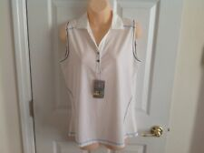 Page & Tuttle women's golf shirt cool swing NWT size M style P16S37 MSRP $49