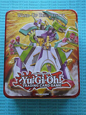 Yu-gi-oh Collector's Tin 2011 Wind-Up Zenmaister *EMPTY* ON SALE