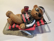 Flat Out On Race Day Good Ole Bears Collection Dale Earnhardt 2001 #3 Nascar