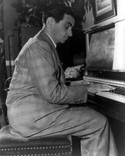 IRVING BERLIN 8X10 PHOTO COMPOSER SONGWRITER