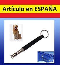 2 TONOS Silvato ultrasonico perros ADIESTRAMIENTO caza antiladridos ultrasonidos
