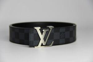 Louis Vuitton men's belt double-sided size 100/40